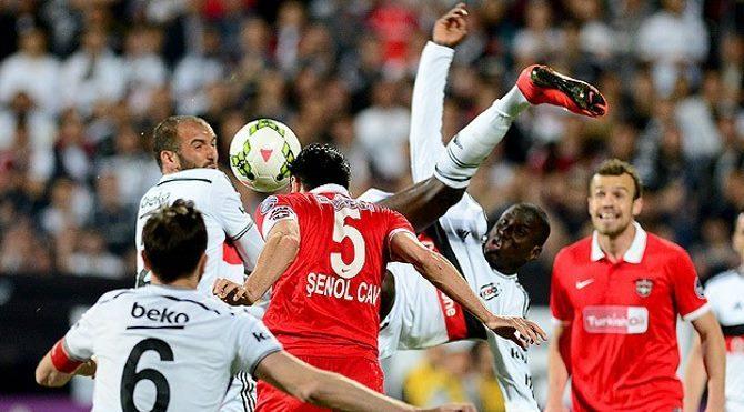 Beşiktaş Gaziantepspor maç özeti - BJK 1-1 Gaziantep video özet