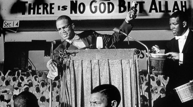 an introduction to the life of malcolm x