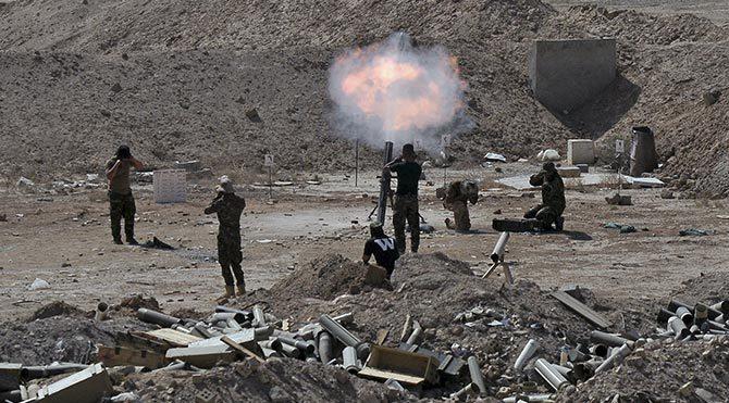 Irak gönüllü asker arıyor
