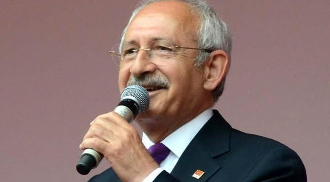 Chp Genel Başkanı Kemal Kılıçdaroğlu Chp Genel Başkanı Kemal