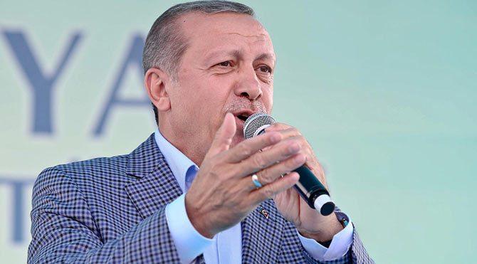 Erdoğan'ın mitingine katılmak zorunludur!