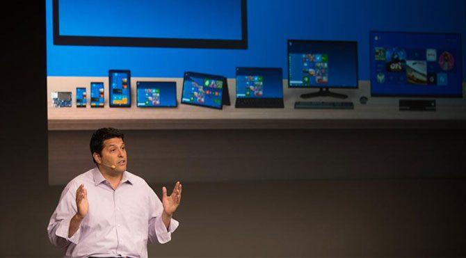 Windows 10 Mobile böyle göründü
