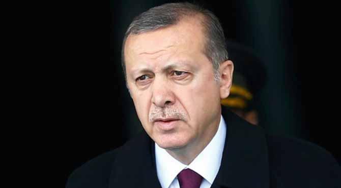 Erdoğan, vatandaşa dava açmada dünya lideri