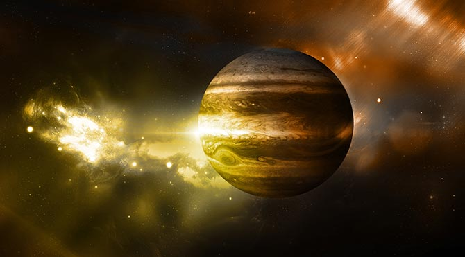 NASA Jüpiter'de yaşamı araştıracak