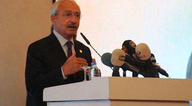 Kılıçdaroğlu 'Merkez Türkiye'yi anlattı
