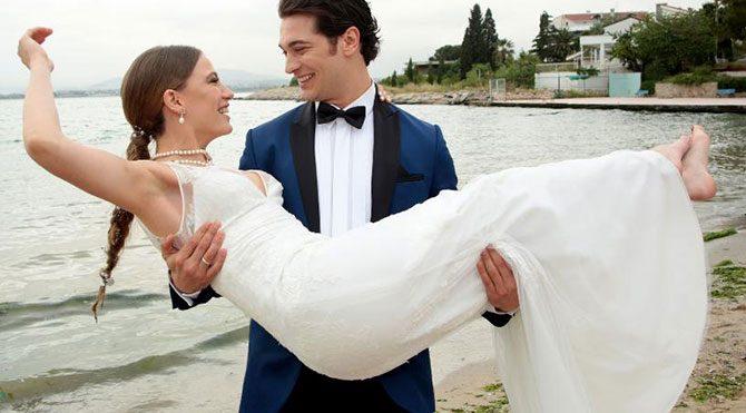 Ve evlendiler