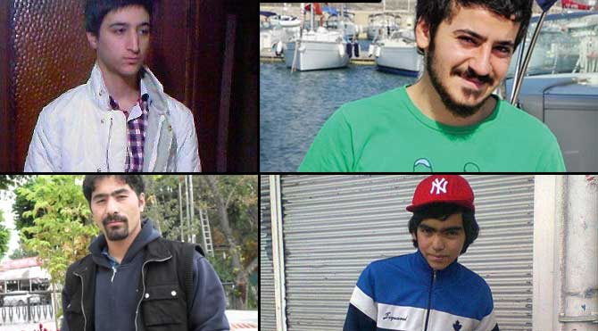 Gezi Parkı Direnişi sırasında hayatını kaybedenler