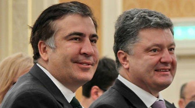 Eski cumhurbaşkanı Ukrayna'da vali oluyor