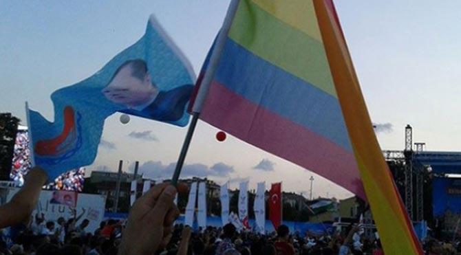 AKP'de 'eşcinsel' kafa karışıklığı
