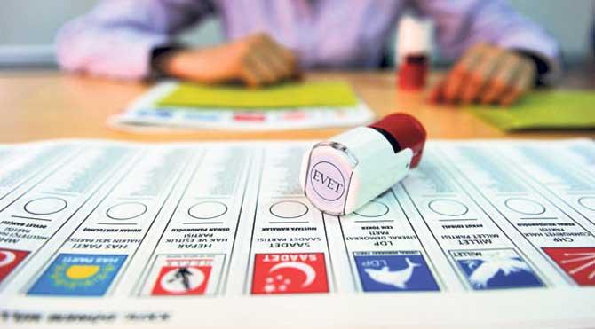 Seçimlerden sonra ilk araştırma…