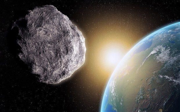 son dakika asteroid