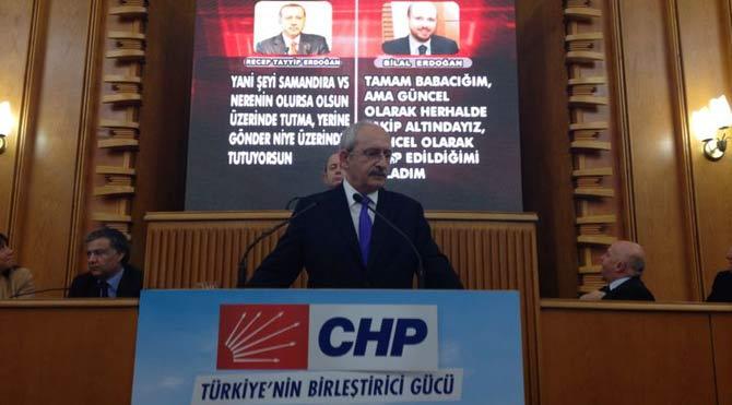 17/25 Aralık'ta ortaya çıkan yolsuzluk skandallarını TBMM'de dinleten Kılıçdaroğlu hakkında fezleke hazırlanacağı iddia edildi.