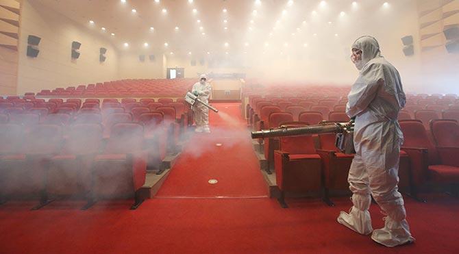 Güney Kore'de MERS virüsü yayılıyor: 16 ölü