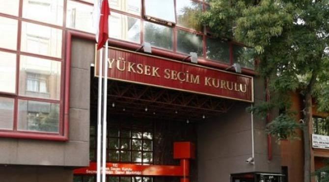 Malatya CHP ve MHP il başkanlıklarının itiraz başvuruları il seçim kurulunca reddedildi.