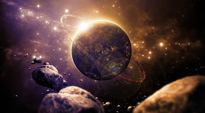 Evrenin sonuna dair teoriler