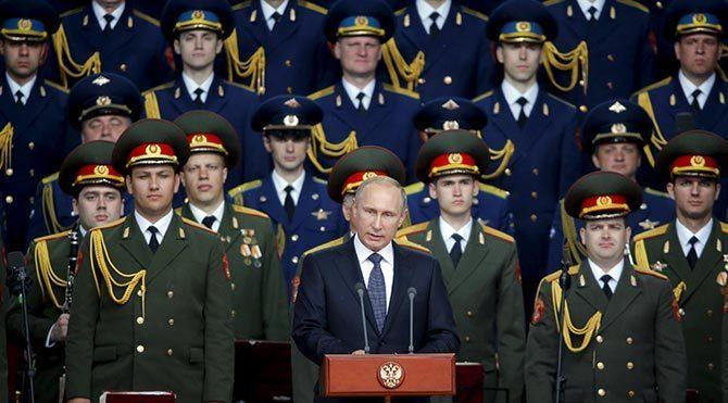 Rusya-ABD-NATO krizi