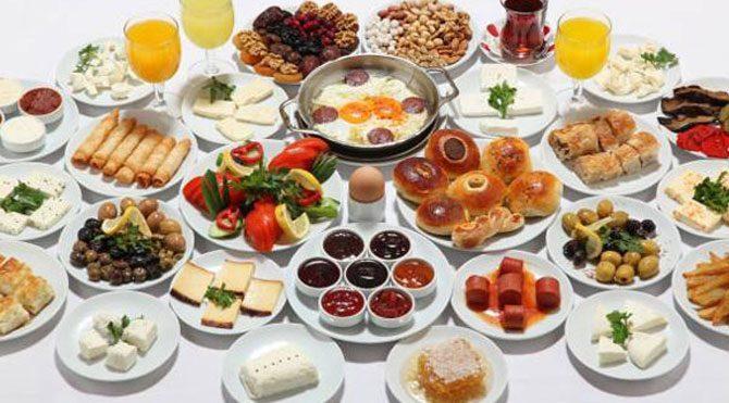Ramazan'da tok tutan yiyecekler hangileridir? Sahurda ne yemeli?