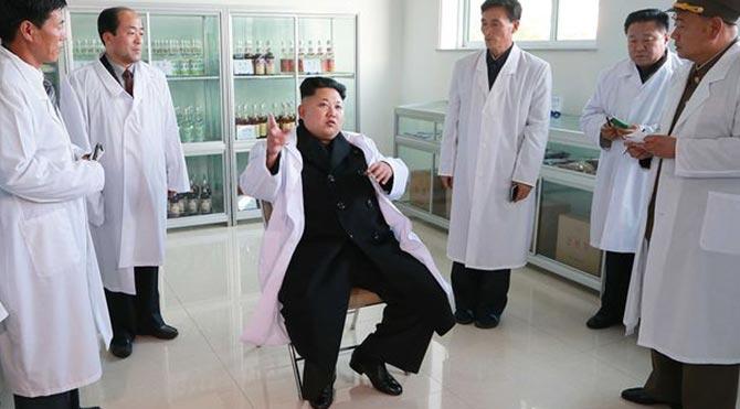 Kuzey Kore'nin mucizevi ilaç iddiası