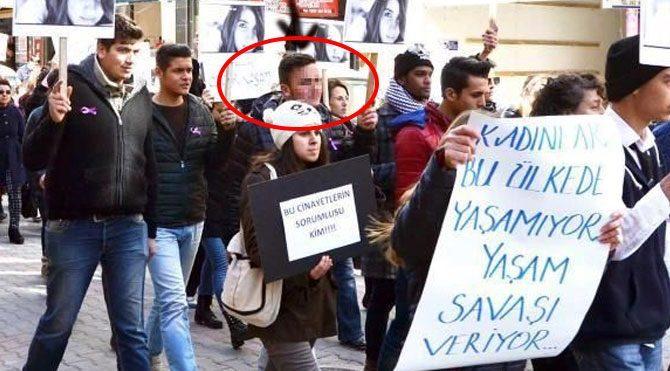 Cansu Kaya'nın katilleri Özgecan'ın katillerini kınamış!