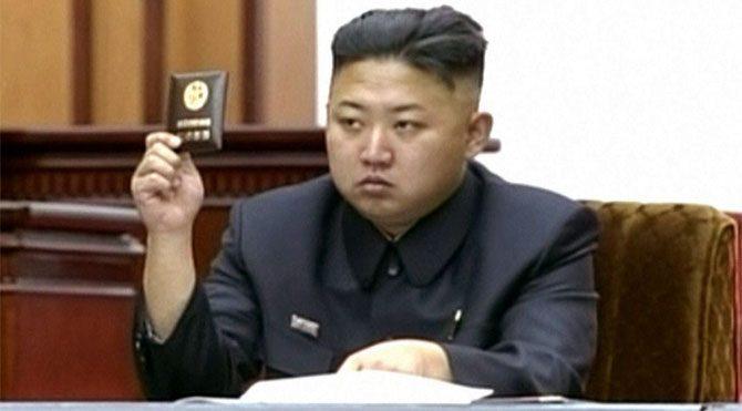 Kim Jong-un'dan ilginç tavır!