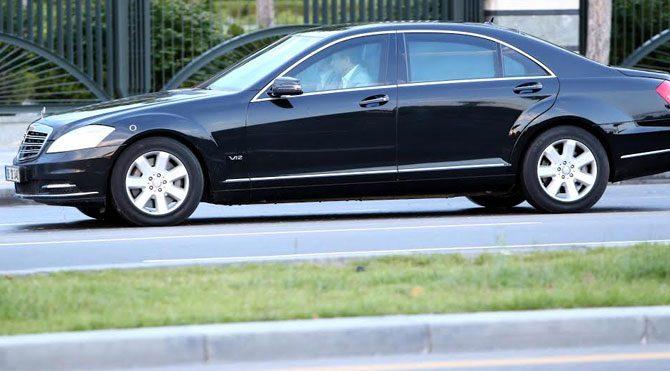 Görmez'e çifte Mercedes