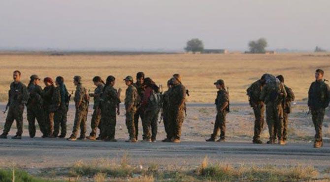YPG, Rakka ve Tel Abyad arasındaki Ayn İssa'yı ele geçirdi