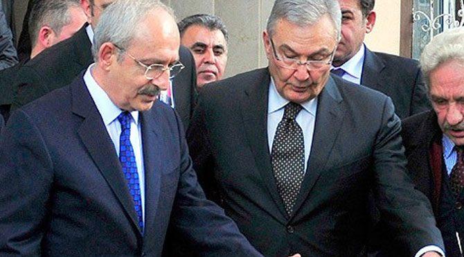 CHP'nin başkan adayı Deniz Baykal oldu