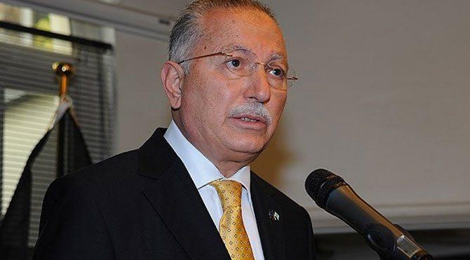 MHP'nin Meclis Başkanı adayı İhsanoğlu oldu