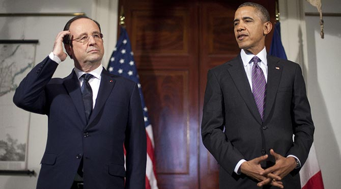 Wikileaks belgeleri Fransa-ABD ilişkilerinde krize yol açtı