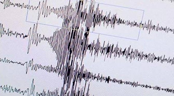 Sincan Uygur Özerk Bölgesi'nde 5,4 şiddetinde deprem