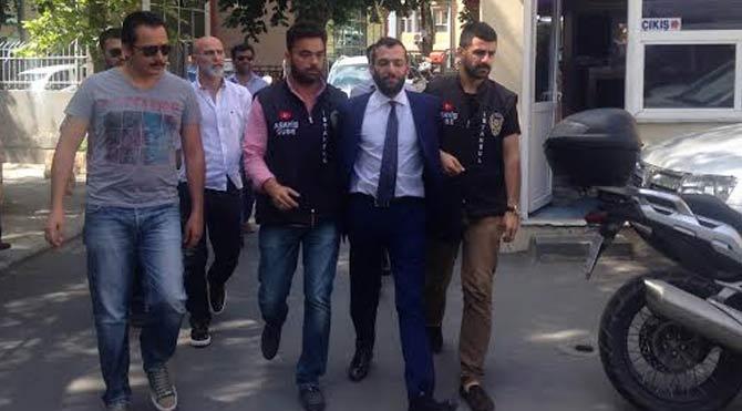 Onur Özbizerdik gözaltına alındı