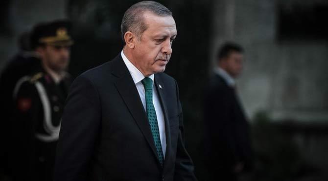 Erdoğan'a güven tarihin en düşük seviyesinde!