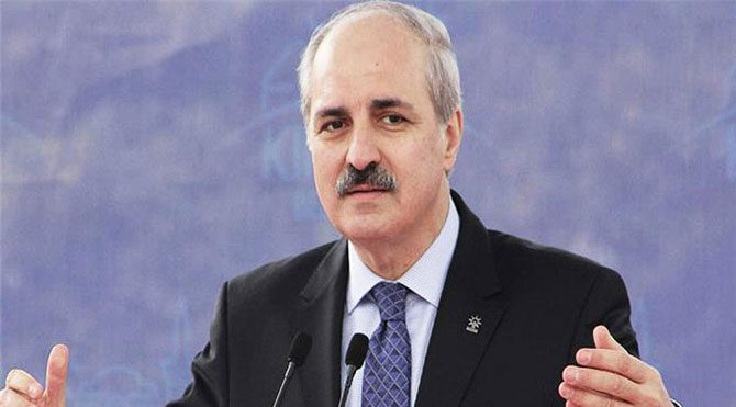 Kurtulmuş'tan 'Sarraf'a ödül' açıklaması