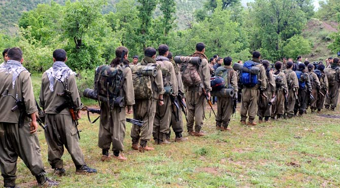 Şemdinli'de 2 PKK'lı teslim oldu
