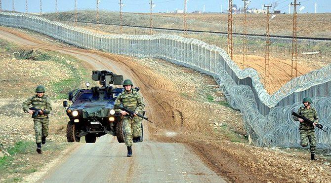 Kilis'te IŞİD operasyonu