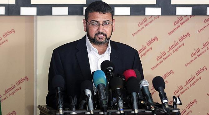Hamas, İsrail'in müdahalesini kınadı