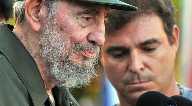 Antonio Castro'nun Bodrum tatili Küba'yı ikiye böldü