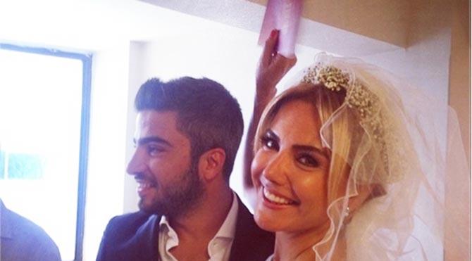 Ece Erken Serkan Uçar evliliği bitti!