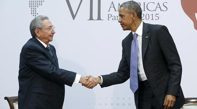 ABD ve Küba büyükelçiliklerini açacak