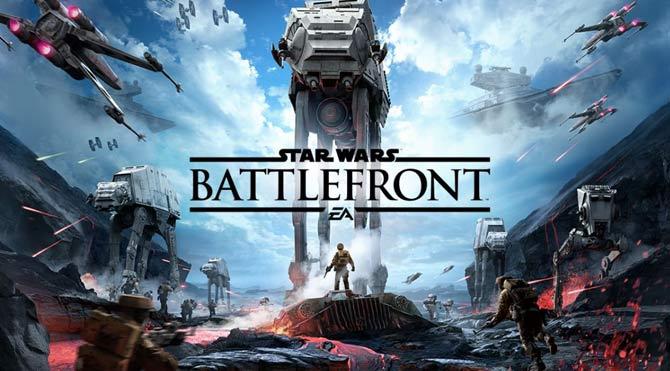 Star Wars Battlefront gelilyor!