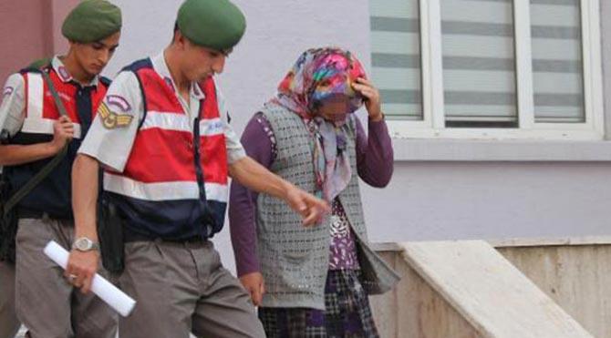 İşkenceci eşini öldüren kadına 15 yıl hapis