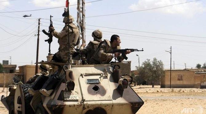 Mısır, IŞİD'e karşı operasyonları sürdürecek