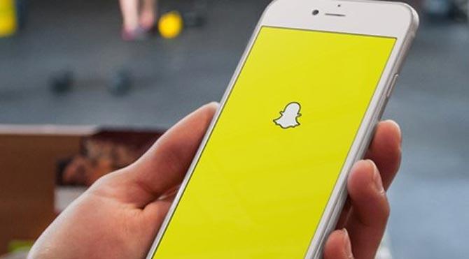Snapchat yenilendi