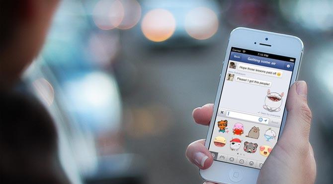 Messenger'a yeni özellik