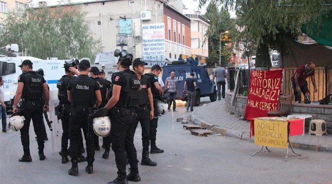 İstanbul'da açlık grevi operasyonu