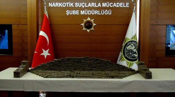 Türkiye'de ilk kez yakalandı