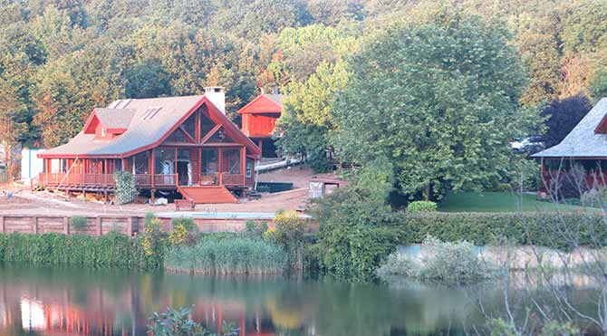 Zarrab, ormanın içindeki villasına da kaçak kat çıktı