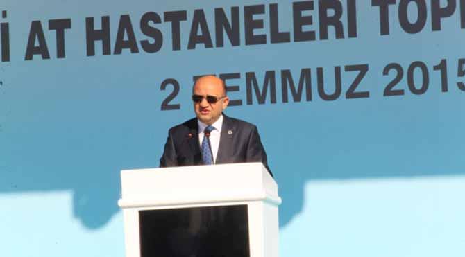 AKP'li bakan beni at hekimlerine emanet edin