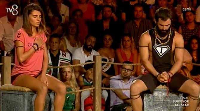 Survivor All Star'ın şampiyonu belli oldu!