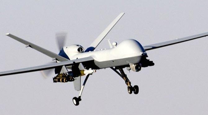 Ermenistan'ın insansız hava araçı düşürüldü